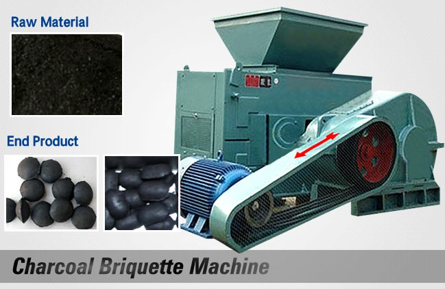Charcoal Briquette Machine/the Price of Briquette Machine/Coal Briquette Machine