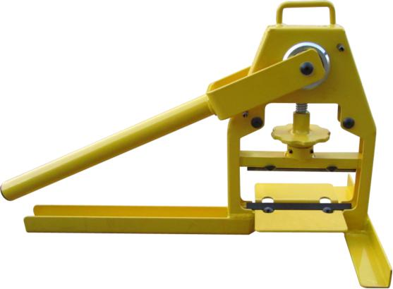 13kg 1 spindle smaller brick cutter for 150mm length 40-90mm height paving stones/ZQ150