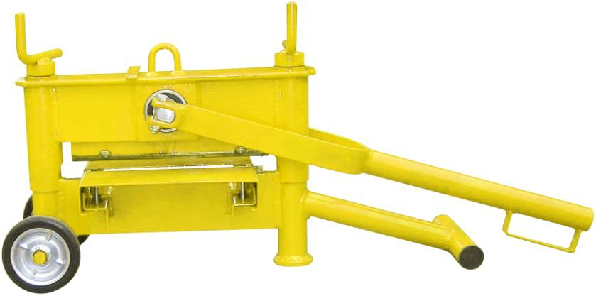 41kg 2 spindles brick cutter for 330mm length 10-120mm height paving stones/ZQ330