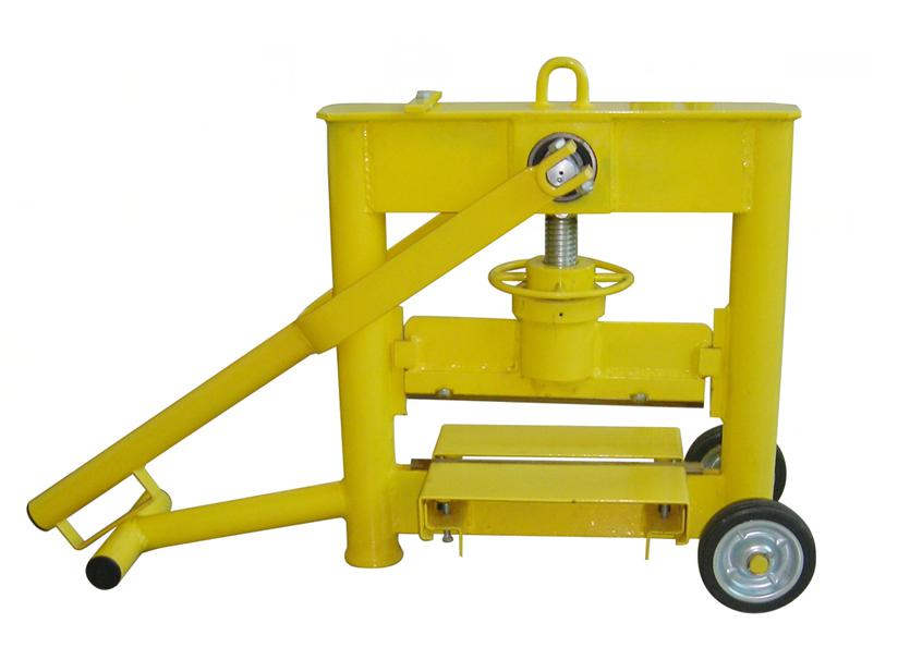 40kg 1 spindle brick cutter for 330mm length 10-120mm height paving stones  ZQ330P