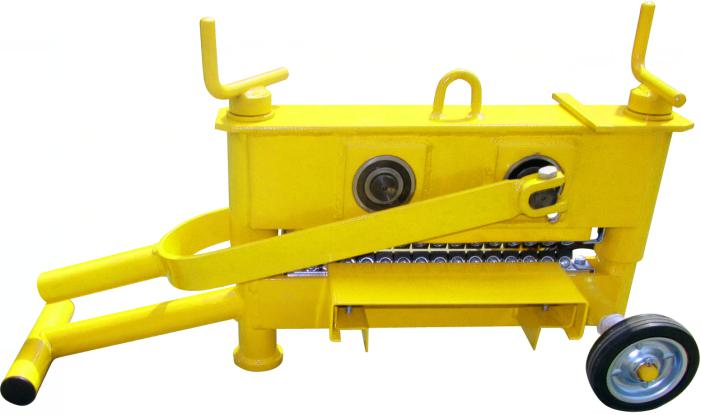 57kg 2 spindle brick cutter for 330mm length 10-120mm height paving stones ZQ330W
