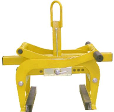 500kg load universal grip for bricks, big stones and any heavy stuff with rubber SJ600
