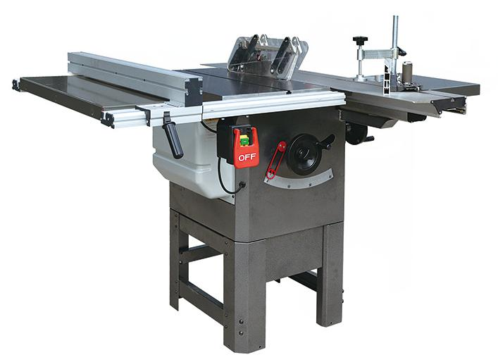 Table saw with two push table/ZW10