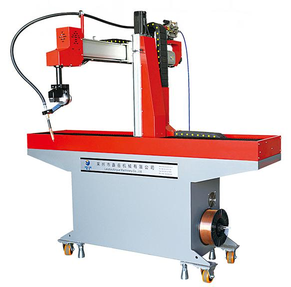 NC 5 axis welding robot/automatic welding machine