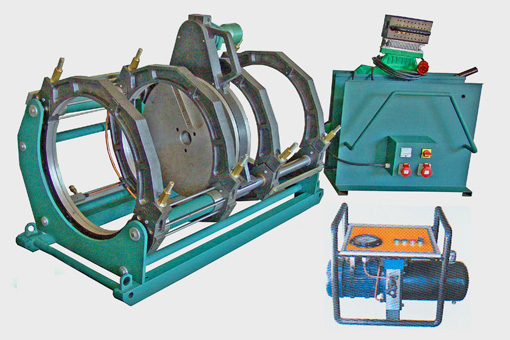 welding machines in series FM