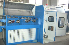 Fine Wire Drawing Machine With Continuous Annealing Machine