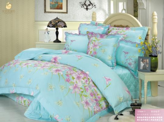 china manufacture of the  bed clothes