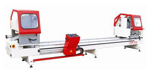 Digital Display Double-Head Precision Cutting Saw Z2X-500*4200