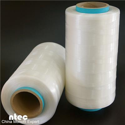 PP Monofilament Yarn Raw White