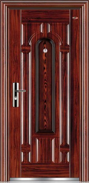 железные двери сталь