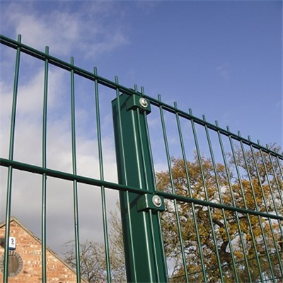 868 Twin Wire Panel Fence