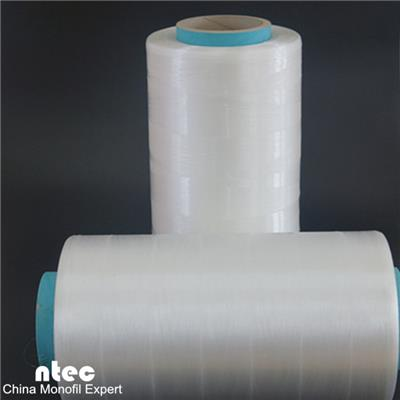 Raw White Hdpe Monofilament Yarn