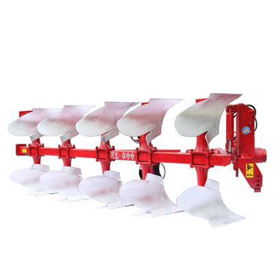 5 Furrow Hydraulic reversible plough