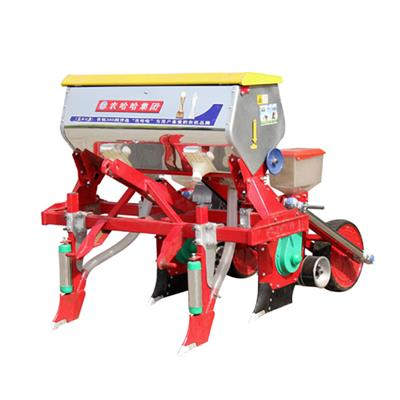 The Parallel-linkage Contour Corn Planter