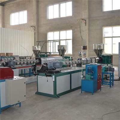 epe foam fruit net machine