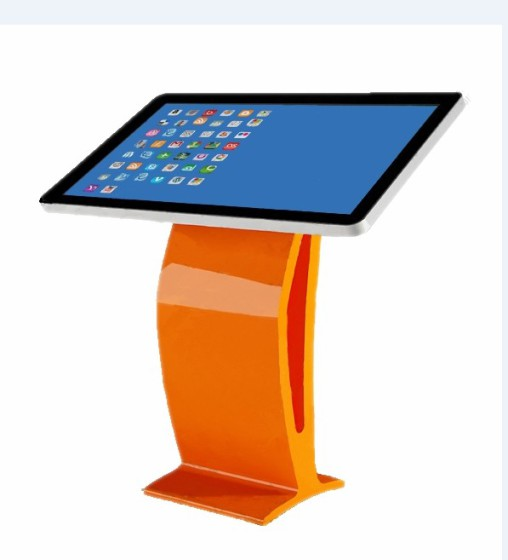 42 Inch Indoor Application and TFT Type multi touch screen interactive kiosk