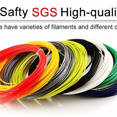 Best Quality PLA Filament 1.75mm 3d Pen Filament