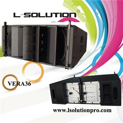 2x10 Vera36 Style Line Array System