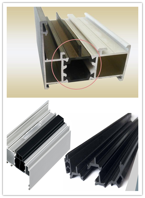 thermal break window profiles
