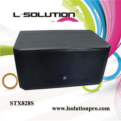 STX828S Powerfull Subwoofer