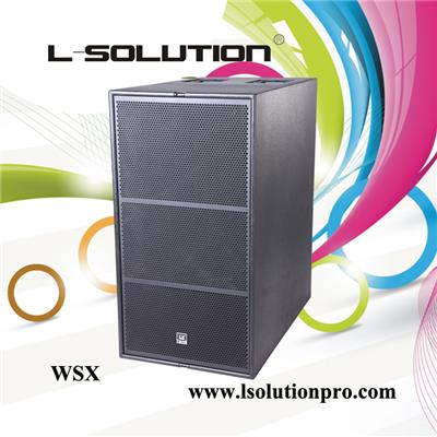 WSX Powerfull Subwoofer