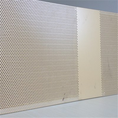 Sound Absorbing Sandwich Panel