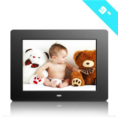 9inch Motion Sensor Video Player, Loop Digital Photo Frame,advertisement Digital Signage