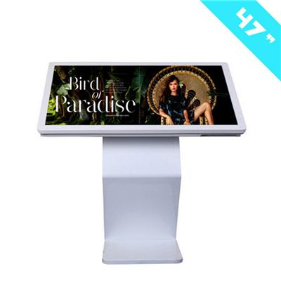 47inch Floor Standing All In One PC Touch Screen Kiosk All In One Ticketing Kiosks
