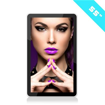 55inch High-Definition LCD Advertising Player ,Wall-mounted Advertising Player