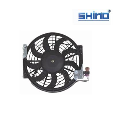 Wholesale all of spare parts for chery QQ Radiator fan S11-1308010 ,Engine Cooling System ,warranty 1 year ,brand package standard package anti-cracking
