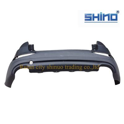 Wholesale all of auto spare parts for High quality CHERY TIGGO 5 REAR BUMPER T21-2804601-DQ ,Brand package ,warranty 1 year with ISO9001 Certificate brand package