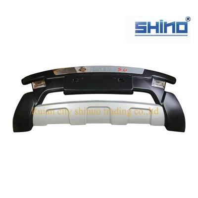 Wholesale All Of BYD Auto Spare Parts Of BYD S6 Front Bumper With ISO9001 Certification,anti-cracking Package,warranty 1 Year