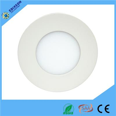 24W Round Led Panel Light For Hall
