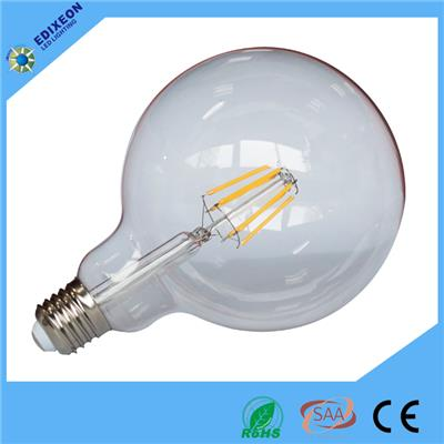 High Lumen 6W G125 Filament Light Bulb