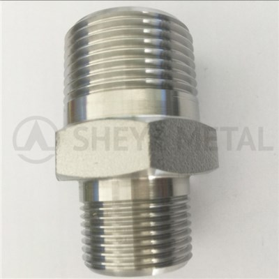 Stainless Steel Coupling Union Nipple