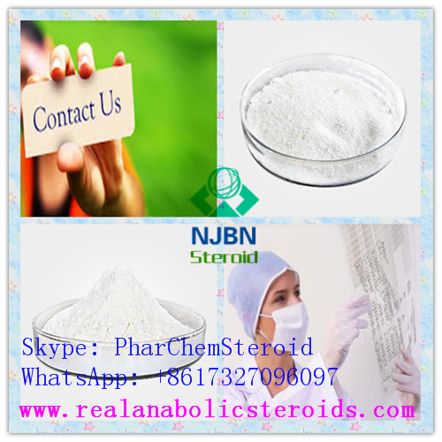 Oral Injectable Anabolic Steroid Powder Drostanolone Enanthate CAS 472-61-145 For cutting cycles