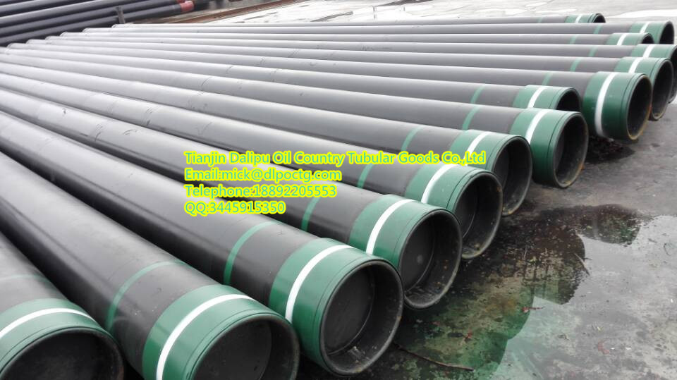 oil steel pipe casing tubing