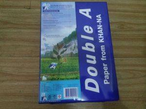 Double A A3 & A4 80gsm,75gsm,70