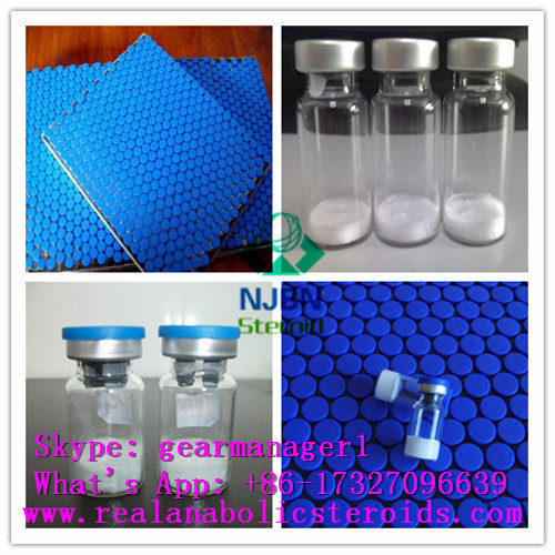 Polypeptides Human Growth Peptides 57773-63-4 Triptorelin for Muscle Gain