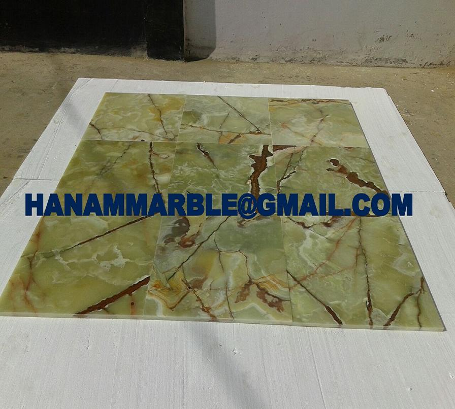white onyx tiles, green onyx tiles, multi green onyx tiles, light green onyx tiles, dark green onyx tiles, afghan green onyx tiles, pakistan green onyx tiles, medium green onyx tiles, multi red onyx t