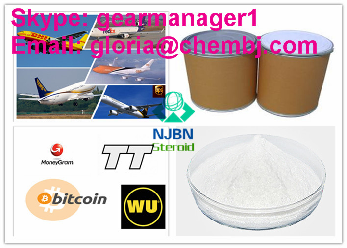 317318-70-0 SARMS Bodybuilding Pharmaceutical GW-501516 Cardarine