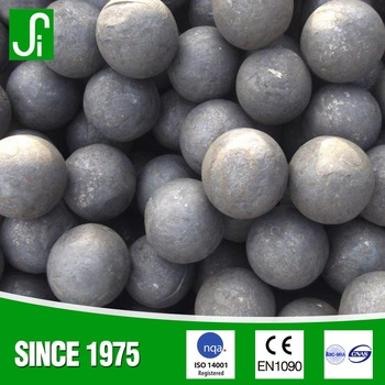 high quality wear resistant casting grinding ball mill steel balls