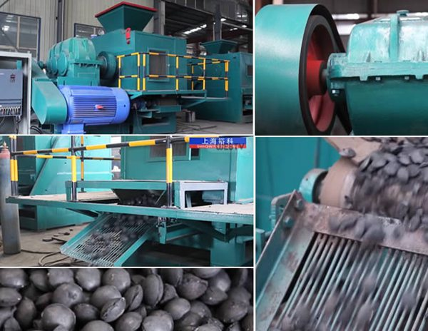 Iron Powder Briquette Machine /Fote Briquette Machine/ Coal Briquette Machine