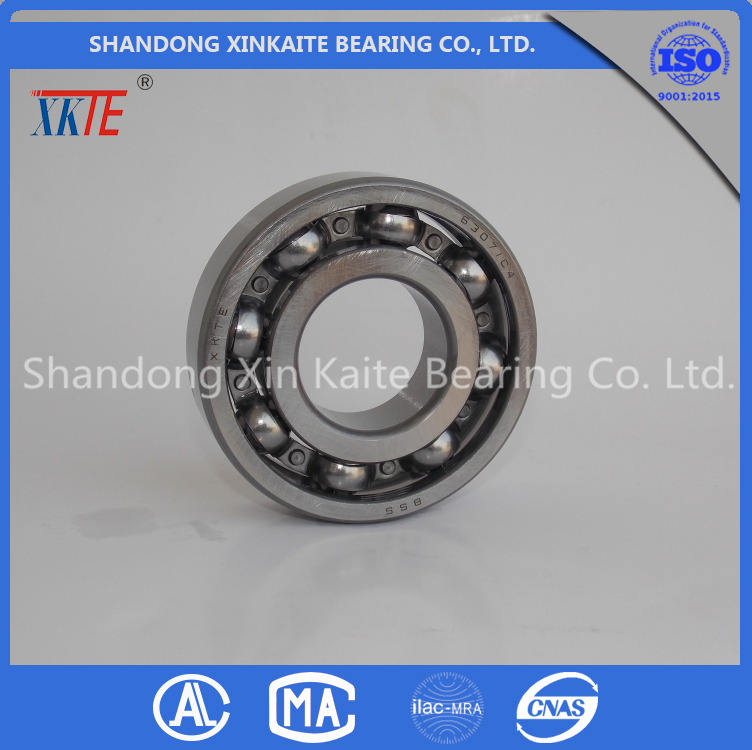 durable XKTE brand 6307 deep groove ball Bearing for conveyor roller from china supplier