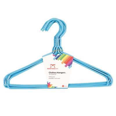 Best Small Pink Plastic Coated Kids Hangers For Closet