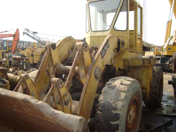 used kawasaki 70z wheel loader