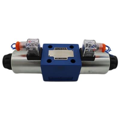 WE10 Hydraulic Solenoid Operated Directional Valves