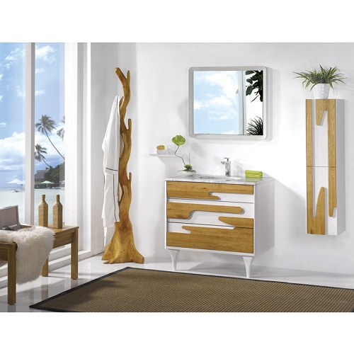 china supplier 2016 fine quality high glossy bathroom cabinet bathroom