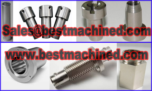Metal turning machine parts CNC machining working parts