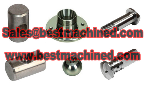 Precision cnc lathe parts